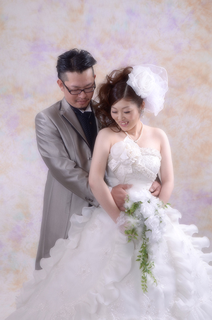 貸衣装やざわ 結婚写真プラン Cコース